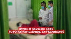 Bocah di Sukabumi Tewas Saat Main Game Online, Ini Penyebabnya!